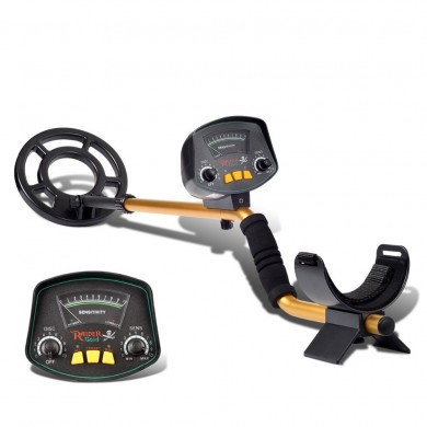 MD3009II Professional Underground Metal Detector Gold Ground Metal Detector Nugget High Sensitivity Sliver Finder