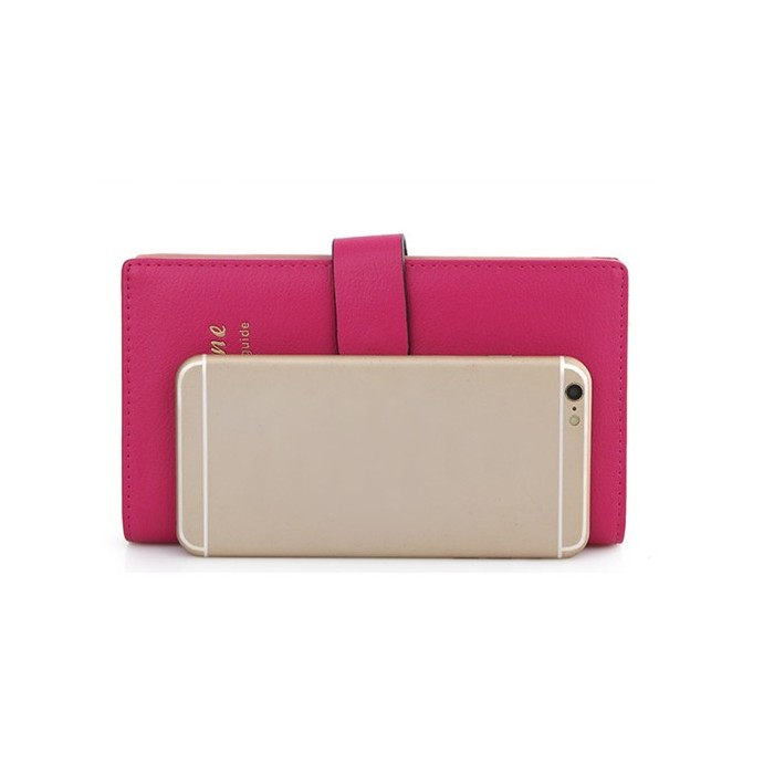 New Pretty Pink Business Credit Card Holder Case