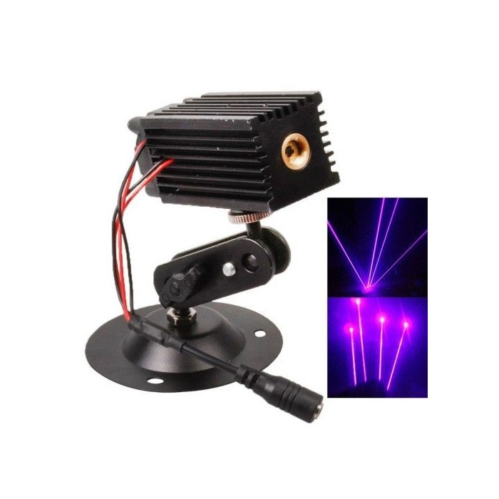 3V 405nm 5MW Purple Beam Laser Module For Stage Positioning
