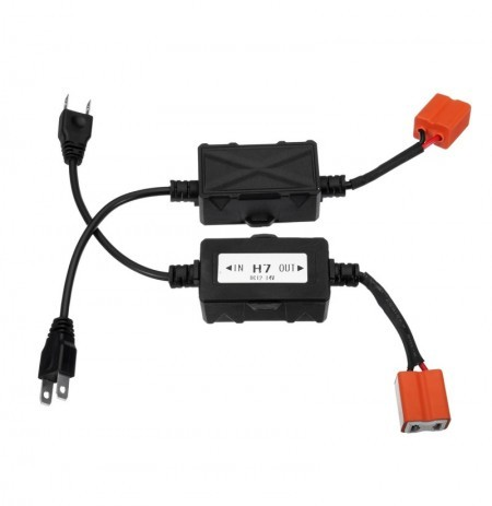 PLW H1//H3 Canbus LED Headlight Decoders