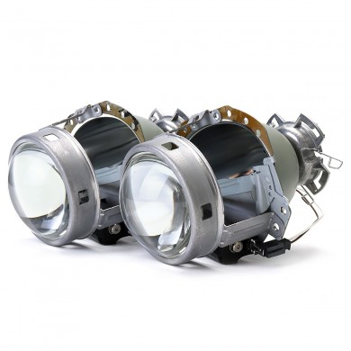 Pair 3.0 Inches E55 D2H/D2S Car HID Headlights Bi-xenon Lenses Lamp