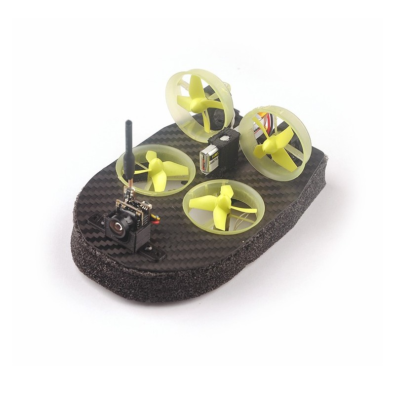 Realacc Tiny Whoover TW65S FPV Hovercraft RC Quadcopter Built-in Beecore V2.0 Flight Controller (Mode: DSMX Receiver, Version: Advanced) фото