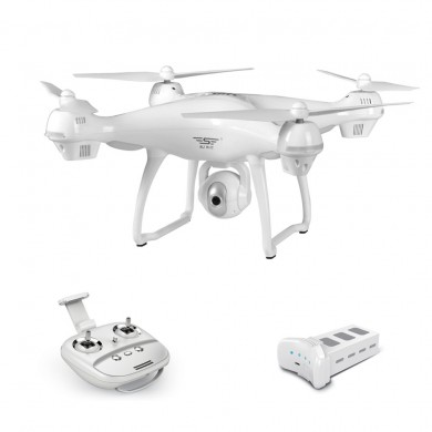 28522d3ebd28 SJRC S70W Double GPS Dynamic Follow WIFI FPV With 1080P Wide Angle Camera RC  Drone Quadcopter
