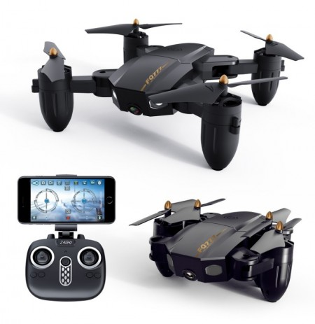 FQ777 FQ36 Mini WiFi FPV mit 720P HD Kamera Höhe Hold Mode Faltbare RC Drone Quadcopter RTF