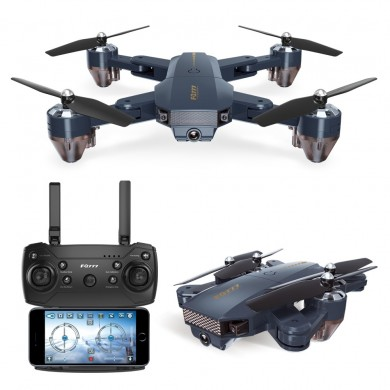 FQ777 FQ35 WiFi FPV with 720P HD Camera Altitude Hold Mode Foldable RC Drone Quadcopter RTF