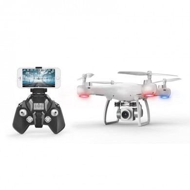S10T WIFI FPV 2.0MP Wide Angle Camera With Servo Optical Flow Attitude Hold RC Drone Quadcopter