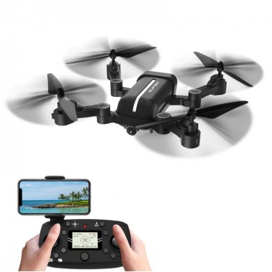 BAYANGTOYS X30 GPS 5G WiFi 1080P FPV mit 8MP HD Kamera Follow Me Faltbare RC-Drohne Quadcopter RTF