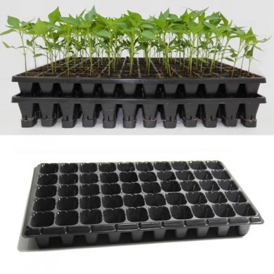 21 32 50 Holes Vegetable Flower Seeds Growing Tray Garden Plant Nursery Seedling Plate