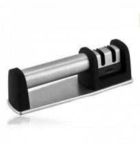 2 Stages Knife Sharpener With Ergonomic Handle Kitchen Knife Sharping System Knife Stone