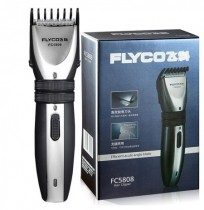 Flyco FC5808 globale Tensione Muto Capelli Clipper trimmer kit in acciaio inox Babies adulti