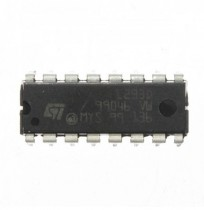 1pc L293D L293 L293B DIP SOP Push-Pull Four Channel Motor Driver IC