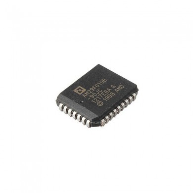 Am29f010b-90jc am29f010b memória flash amd chip IC plc-32
