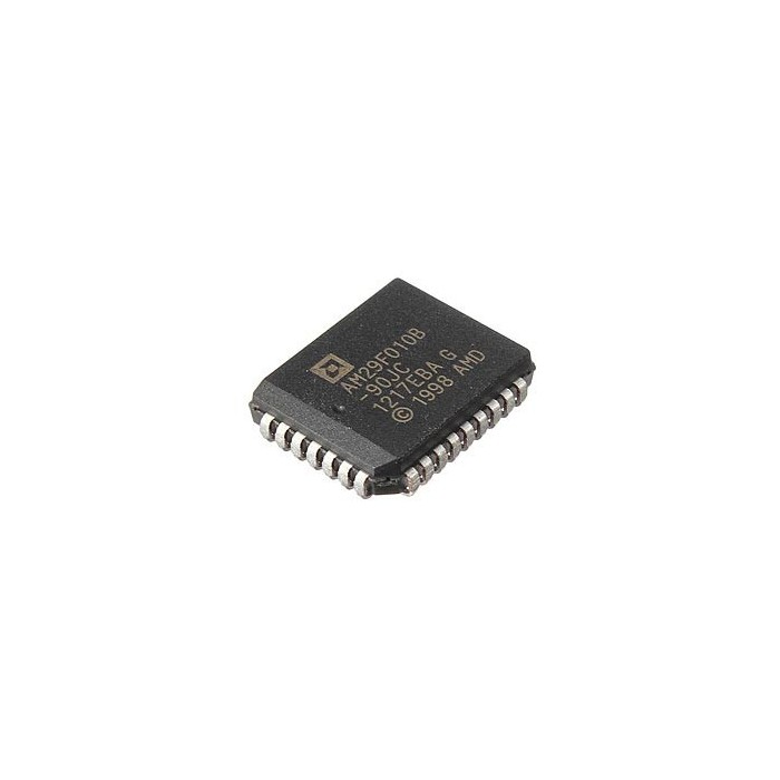 AM29F010B-90JC AM29F010B AMD Flash Memory IC Chip PLC-32