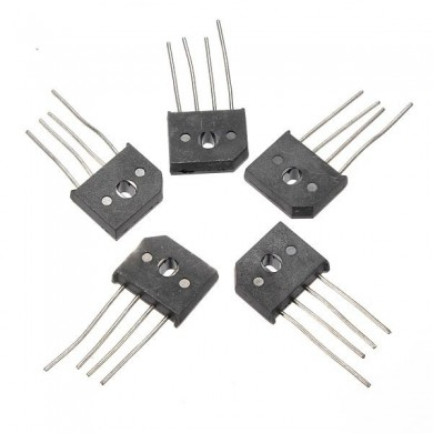 20Pcs 10A 1000V KBU1010 Single Phases Diode Rectifier Bridge IC Chip