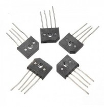 5Pcs 10A 1000V KBU1010 Single Phases Diode Rectifier Bridge IC Chip