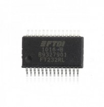 20Pcs FT232 FT232R FT232RL IC USB TO SERIAL UART 28-SSOP FTDI