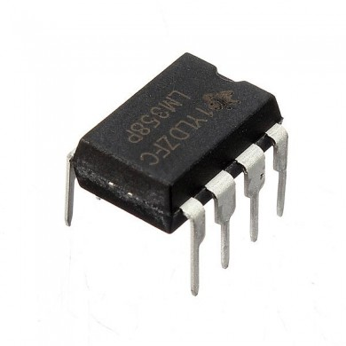 50 PC LM358P LM358N LM358 DIP-8-Chip IC Dual Operationsverstärker
