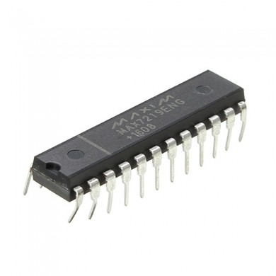 Pmic dip-24 pinos 8 bits LED driver de vídeo MAX7219 1pc ic