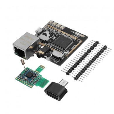 Lichee Pi ZeroW 1GHz Cortex-A7 512Mbit DDR Development Board Mini PC + Módulo WIFI