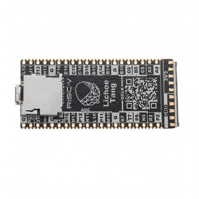 Lichee Tang 64Mbit SDRAM Встроенный FPGA-загрузчик Dual Flash Основная плата RISC-V Development Board Mini PC