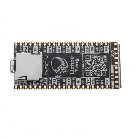 Lichee Tang 64Mbit SDRAM Onboard FPGA Downloader Dual Flash Core Board RISC-V Development Board Mini PC