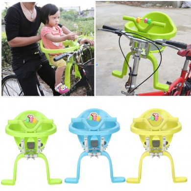 BIKIGHT PÁGINAS Bike Kids Rack Mount Seat Saddle Protection Protection Environmental Friendly Cycling C