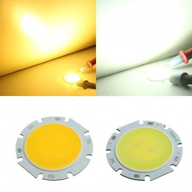 5W Round COB LED Bead Chips For Down Light Ceiling Lamp DC 15-17V