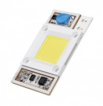 LUSTREON 50W Non-Drive Thunder Protection COB LED Чип для DIY Прожектор для прожектора AC180-300V