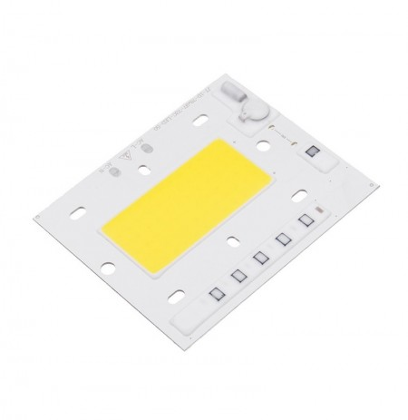 High Powered 50W LED Sorgente luminosa chip anti-thunder AC220V per faretti LED Proiettore