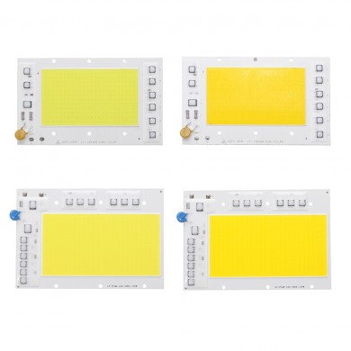 100W/150W Smart IC No Need Driver COB DIY LED Chip White/Warm White for Floodlight AC170-260V