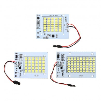 DC3.7V 20W 30W 50W LED Remote Control DIY White Light Source Chip for Light-controlled Solar Light