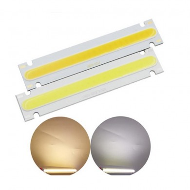 DC6V 5W LED COB lampada Chip Module Bar Strip 100x20mm 100lm / w per la sorgente luminosa fai da te