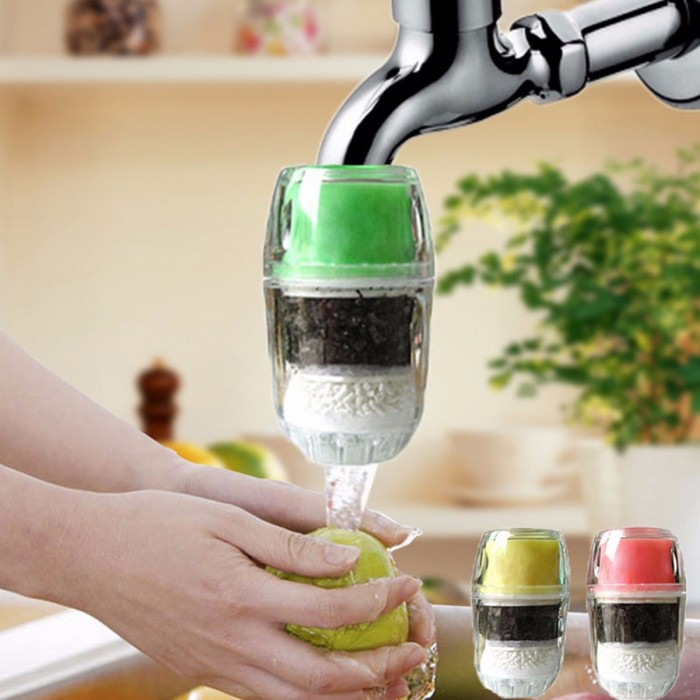 Carbon Kitchen Home Faucet Tap Water Clean Purifier Filter Cartridge