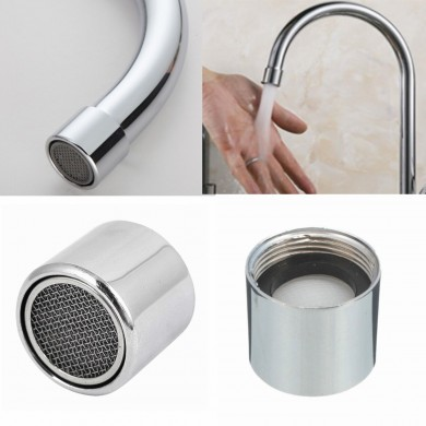 15.4mm Faucet Bubbler Sprayer Water Saving Filter Female Thread