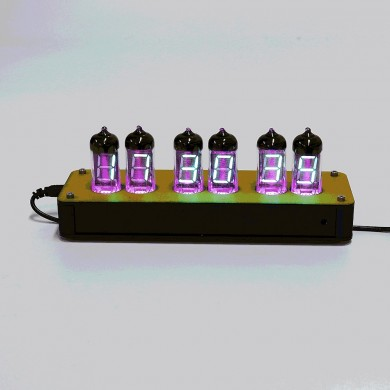 IV-11 NB-11 Fluorescent Tube Clock VFD Vacuum Fluorescent Display