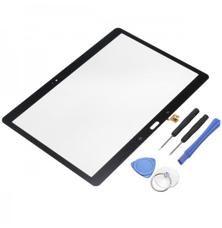 Touch Screen digitador de vidro para Samsung Galaxy Tab S 10,5 SM-T800 T805 T807