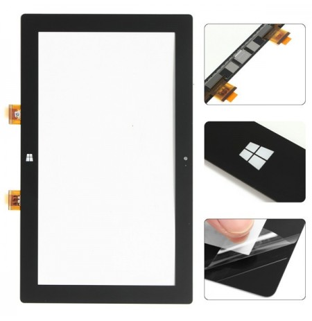 Äußerer Touch Screen Digitalisierer-Glas für Tablette Microsoft Surface RT 1516