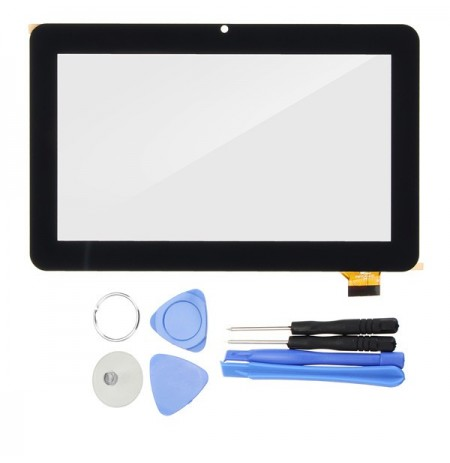 Digitizer Touch Screen Panel für CLICKn KIDS CKT3 7 Zoll Kinder Tablet