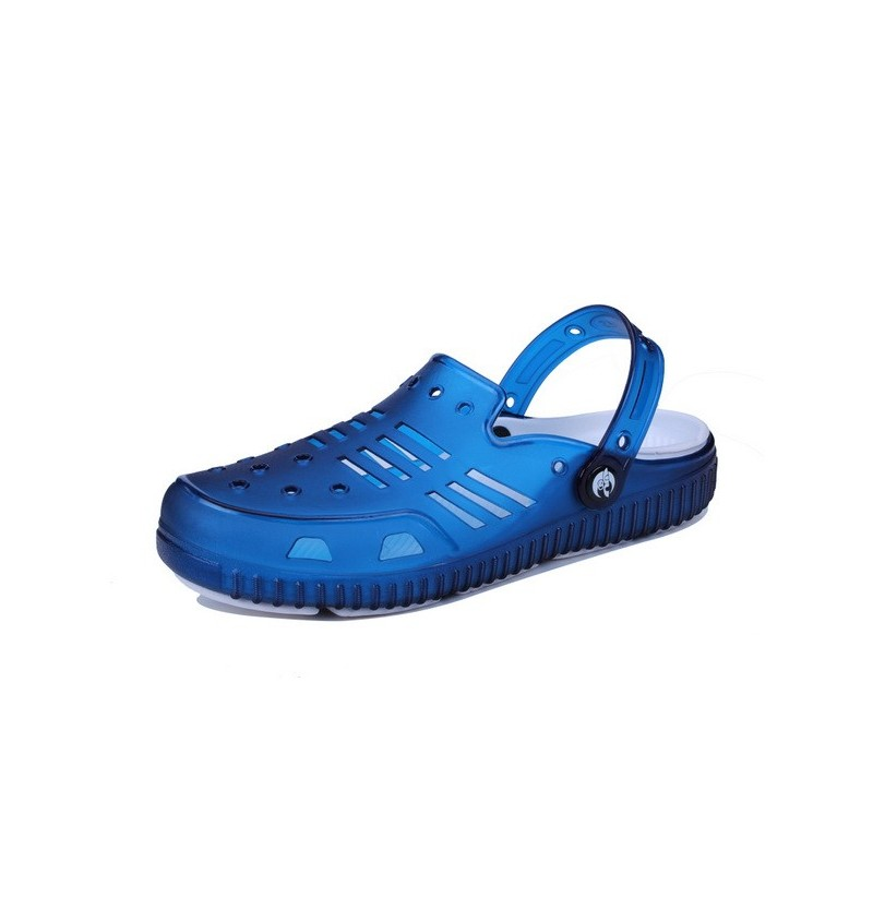 Men Casual Breathable Beach Sandals Slippers (Color: Green, Size(US): 8) фото