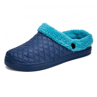 Men Warm Home Slippers